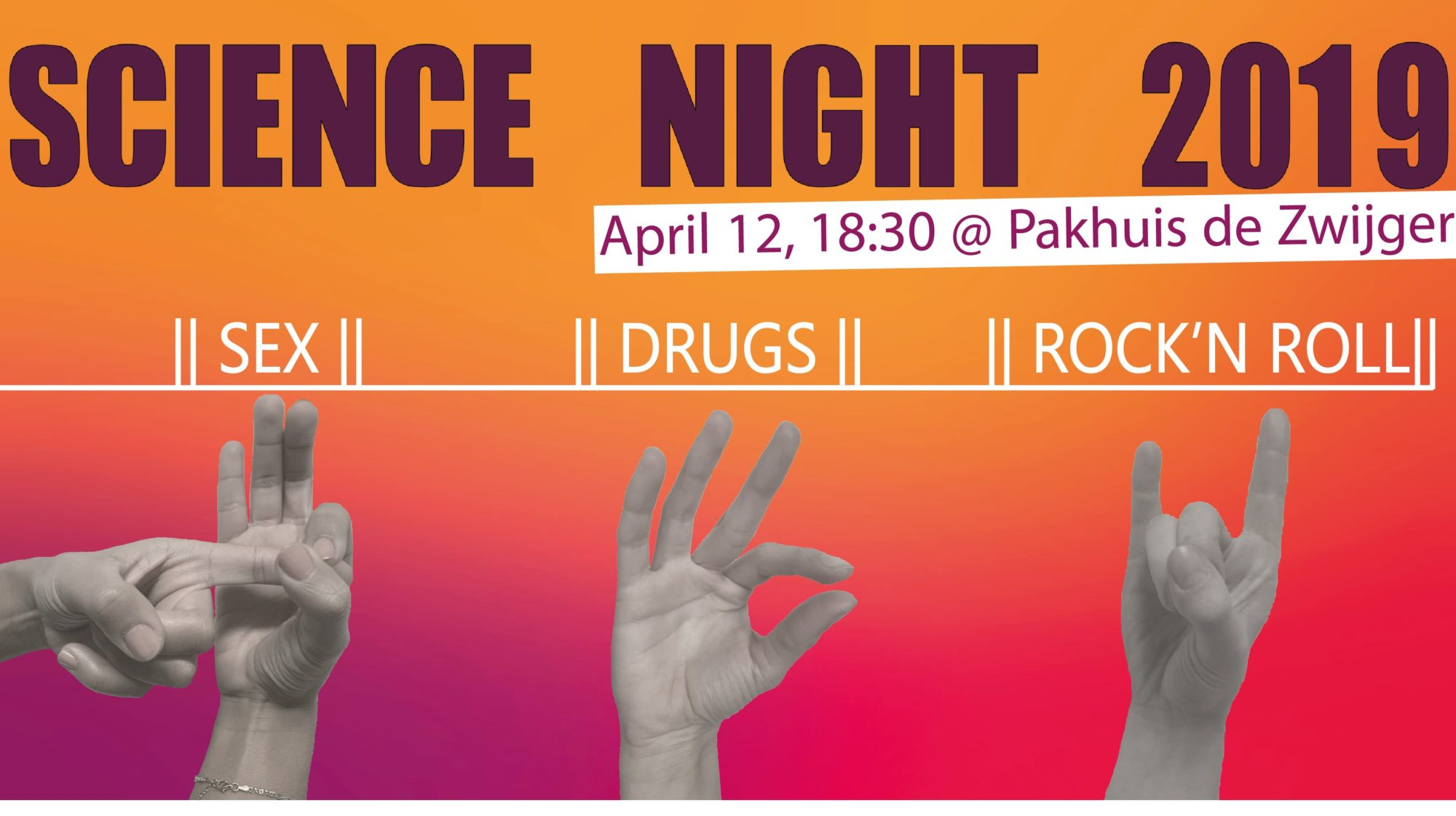 Science Night - 12th April 2019